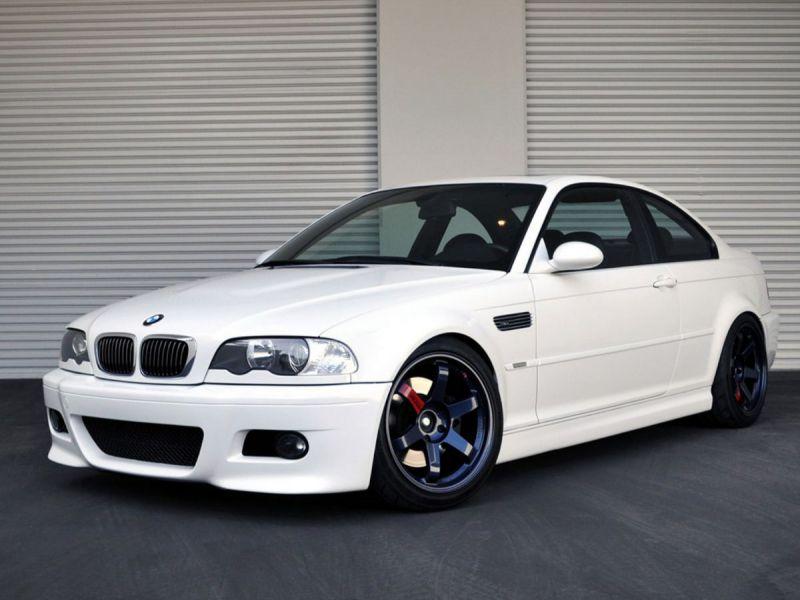 BMW M3 это просто сказка!