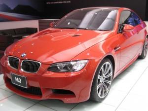 Спортивная BMW M3 поколения №1