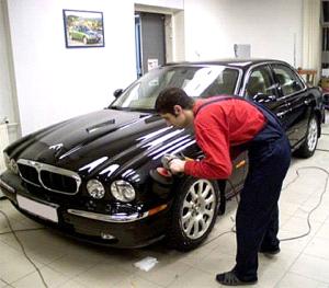 Правильный подход к мытью машины