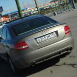 NEWS Audi A6 QUATTRO