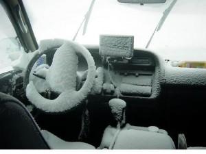 Прогревание авто в холода да да да