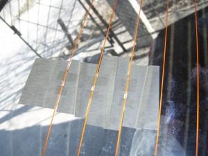 Ремонт обогревателя заднего стекла